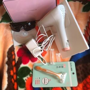 Hair removal device NEW